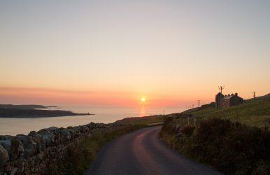 NORTHERN IRELAND, 8 days